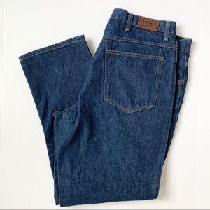 NWOT L. L. Bean Men's Jeans Natural Fit Size 37/30